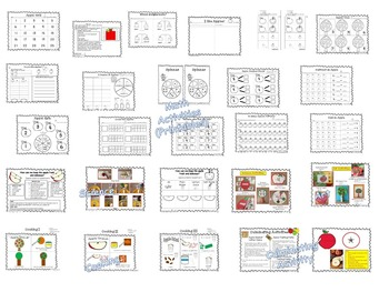 Kindness-Apple Orchard of Activities - Kiddos Connect to Kindness All-Year