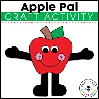 Apple Pal Cut and Paste