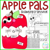 Apple Labeling Craft | Apple Activities