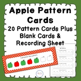 Apple Pattern Cards