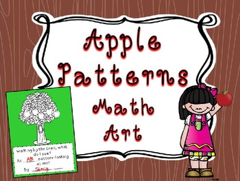 Apple Pattern Math Art