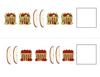 Apple Patterning Cards -- 4 Sets
