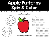 Apple Patterns: Spin & Color