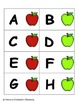 Apple Pickin' Alphabet! Letter and Sound Recognition Game
