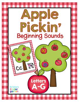 Apple Pickin' Beginning Sounds