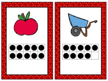 Apple Pickin' Fun- A Kindergarten Unit Aligned to CCSS
