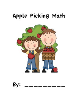 Apple Pickin' Math Centers