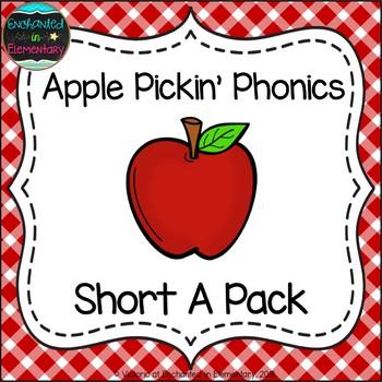 Apple Pickin' Phonics: Short A Pack
