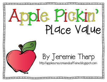 Apple Pickin' Place Value