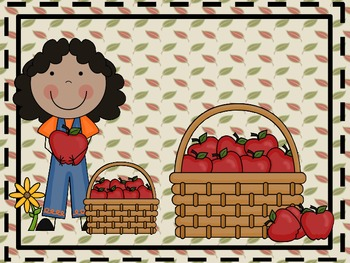 Apple Pickin' Time, A Time Telling Game