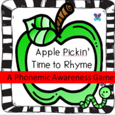 Apple Pickin' Time to Rhyme