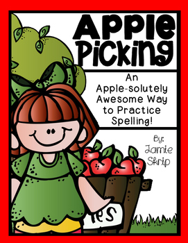 Apple Picking [An Apple-solutely Awesome Way to Practice S