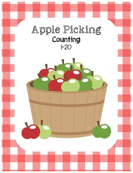 Apple Picking - Counting From 1-20