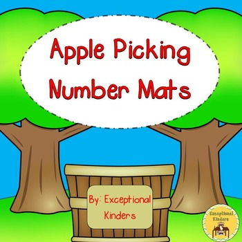 Counting Mats - Apple Picking