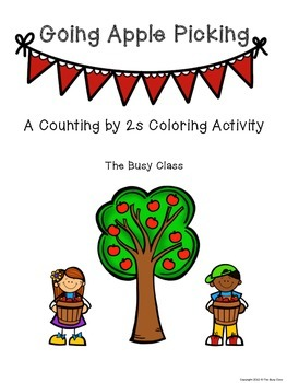 Fall Counting by 2 Activity