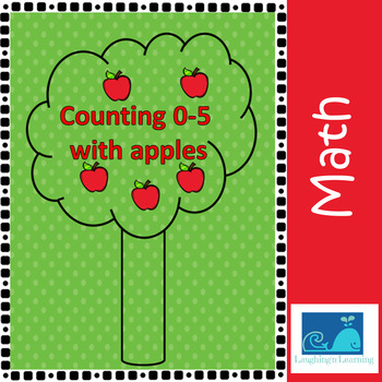 Apple Picking Fun! Lets Count 0-5!