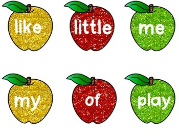 Apple Picking Literacy and Math Centers Bundle!