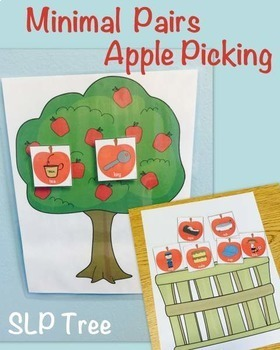 Minimal Pairs Apple Picking