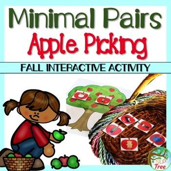 Minimal Pairs Apple Picking