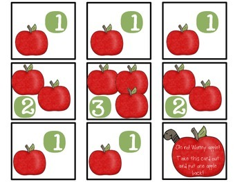 Apple Picking Quick Drill Game