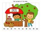 Apple Picking - Skip Counting by FIVEs