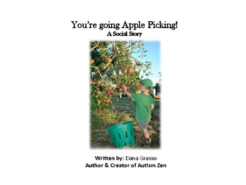 Apple Picking Social Story
