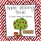 Letter Naming Games- Apples