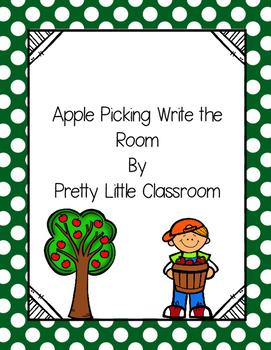 Apple Picking Write The Room