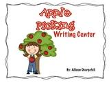 Apple Picking Writing Center
