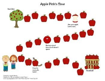 Apple Pick'n time