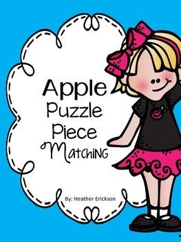 Apple Picture Puzzle Match
