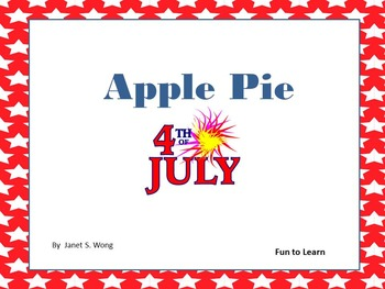 Apple Pie 4th of July