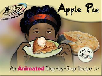 Apple Pie - Animated Step-by-Step Recipe