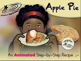 Apple Pie - Animated Step-by-Step Recipe - Regular