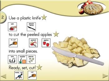 Apple Pie - Animated Step-by-Step Recipe PCS