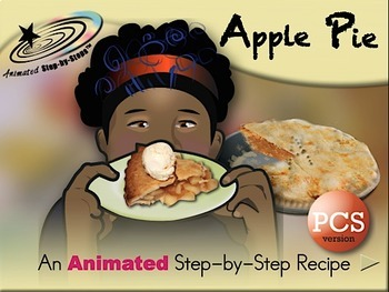 Apple Pie - Animated Step-by-Step Recipe PCS