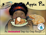 Apple Pie - Animated Step-by-Step Recipe SymbolStix