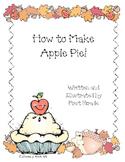 Apple Pie Book