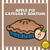 Apple Pie Categories
