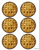 Apple Pie Fractions Cut and Paste for Autism