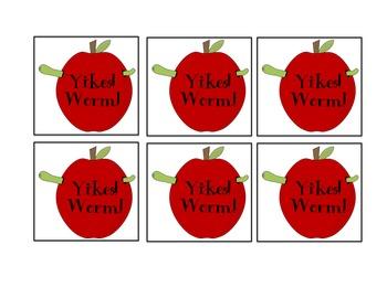 Apple Pie Game (articulation game)
