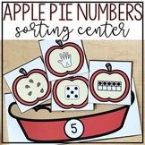 Apple Pie Number Sorting