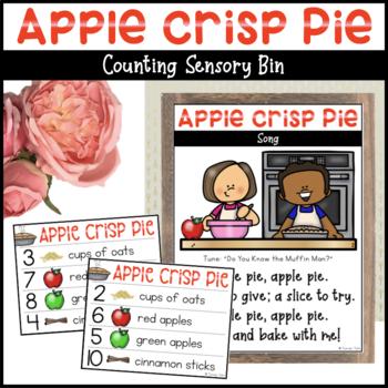 Apple Pie Recipe Cards