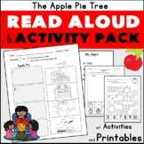 Apple Pie Tree Read Aloud Literacy Pack with Activities an