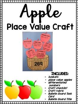 Apple Place Value
