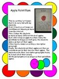 Apple Pointillism