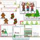 Preschool/ Pre-k Math & Literacy Centers | Christmas Theme