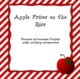 Apple Prices on the Rise:  Percent of Increase RAFT/PBL
