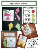Apple Activities: Apple Puzzle Games