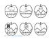 Apple Puzzles S Blends